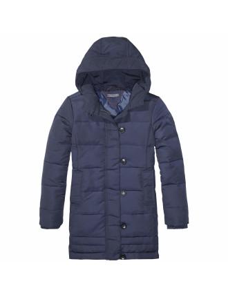 Girls Back To School Coat