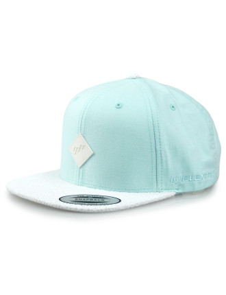 Pastel & Lace Snap Back