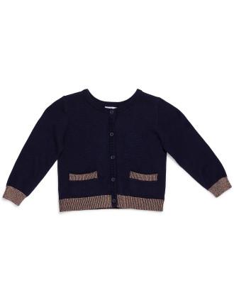 True Knit Cardigan