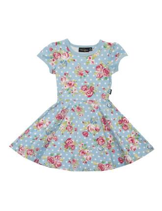 Secret Garden Skater Dress