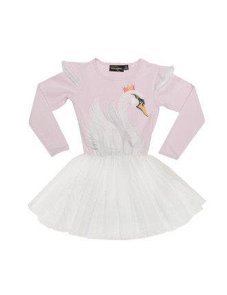 Swan Lake Ls Circus Dress