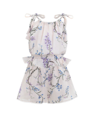 Paradiso Voile Playsuit