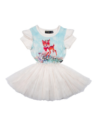 Doe A Deer Circus Dress (Girls 3-8 Yrs)