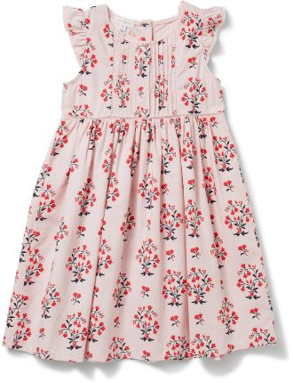 Floral Dress (3-7 Years)