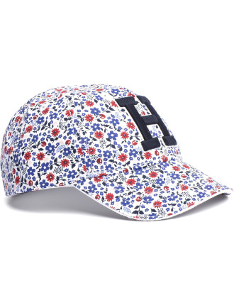 Girls Flower Cap