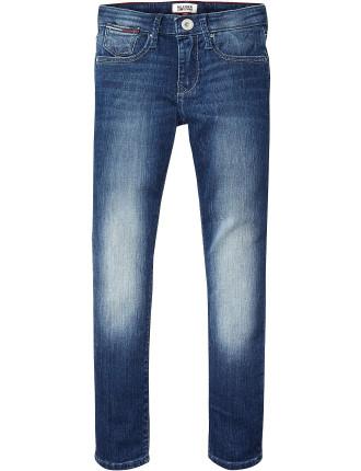 Naomi Rr Slim Amstr Jeans