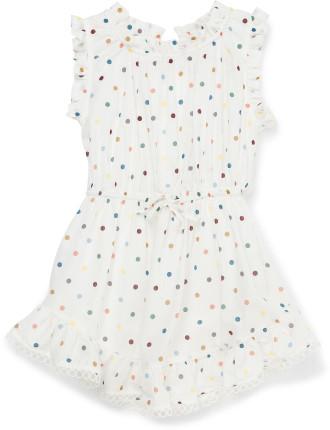 Lovelorn Dot Dress