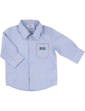 Boss Long Sleeved Shirt