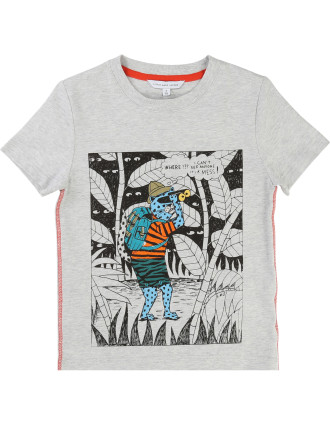 Short Sleeved Tee-Shirt