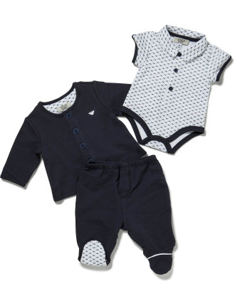 Boys Suit Set