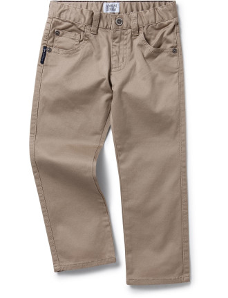 Boys 5 Pocket Pants