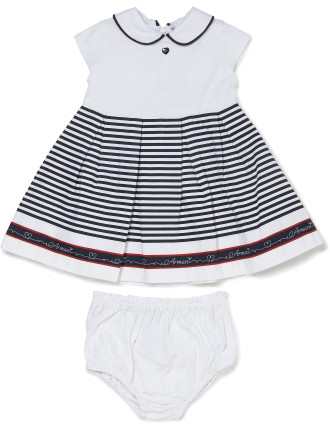 Stripe Sailor Dress