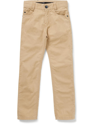 Boys 5 Pocket Trousers