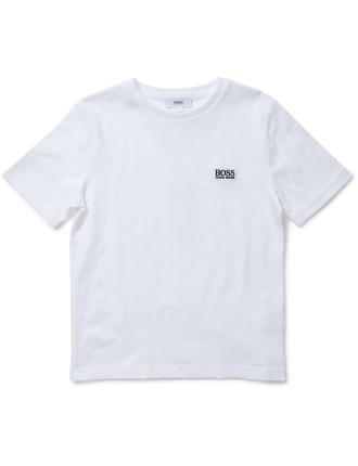 Boys Essential Short Sleeve T-Shirt