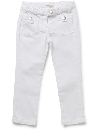 Girls Stretch Trousers (4)