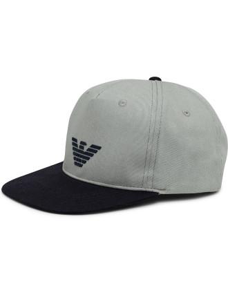 Boys Logo Baseball Cap