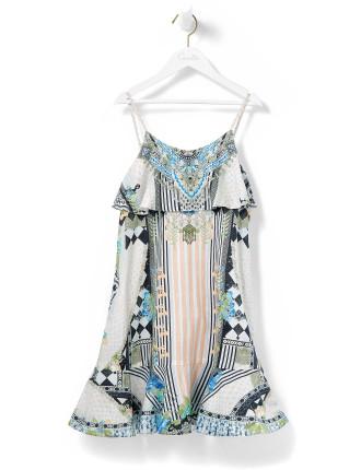 Girls Frill Dress