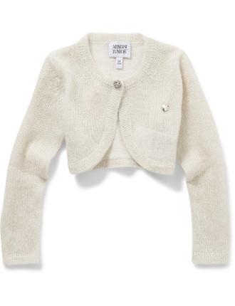 Cropped Cardigan Size 2-5