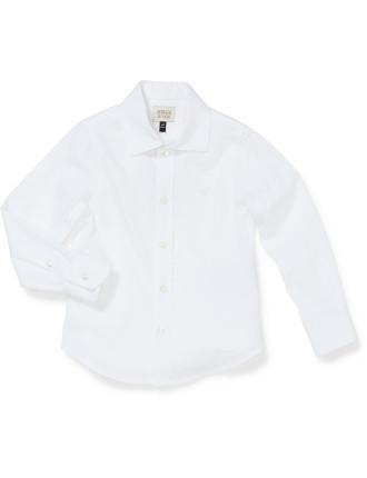 White L/S Shirt