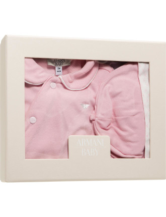 Boxed Set - Onesie with Hat
