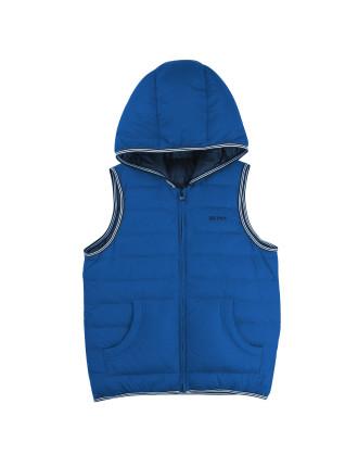 Puffer Jacket Sleeveless