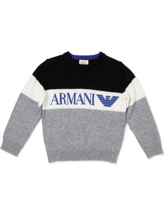 Armani Knitted Jumper