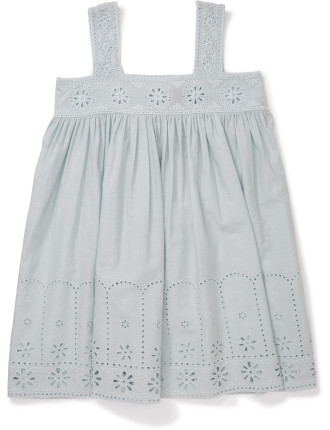 Anemone Woven Dress