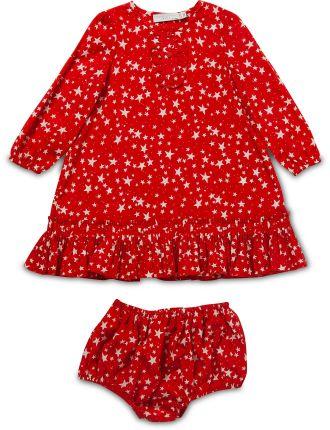 ASTRID STAR DRESS (12-36M)