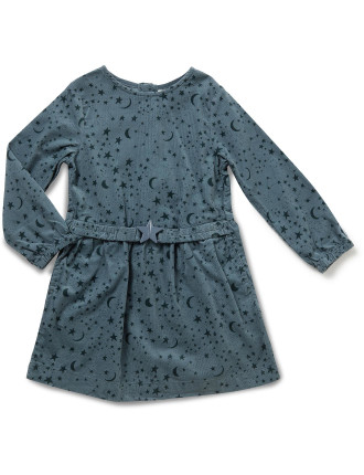 SKIPPY COSMIC DRESS (4-8YRS)