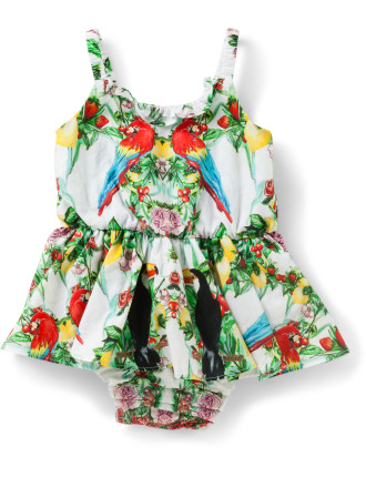 ONE FLEW OVER JUMP DRESS (1Y - 2Y)