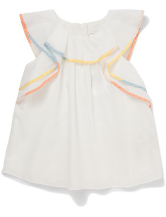 SLEEVELESS BLOUSE (4Y - 12Y)