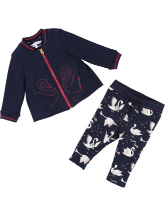 TRACK SUIT(2-4 Years)
