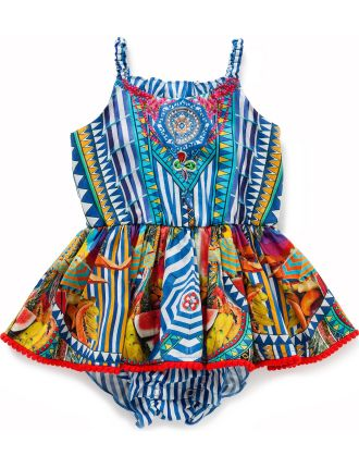 Toddlers' Jump-Dress (1-2 Years)