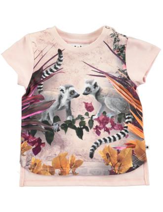 Lemur T-shirt(3 Months- 2 Years)