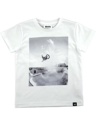 White T-shirt (4-6 Years)