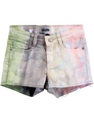Soft Rainbow Shorts (4-6 Years)