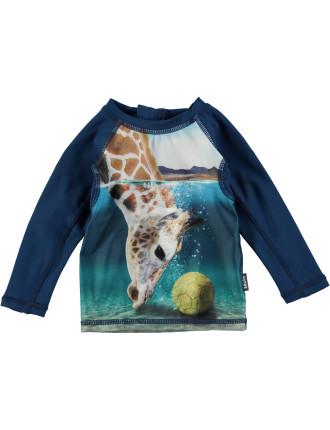 Giraffe T-shirt& top(3 Months- 18 Months)