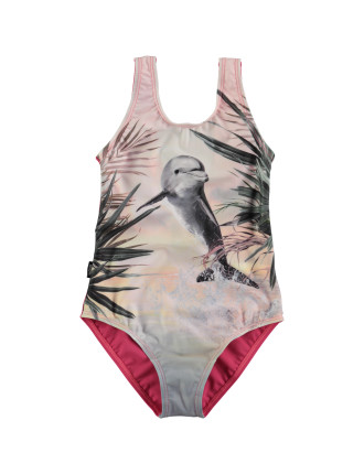 Dolphin Swimsuit (4-6 Years)