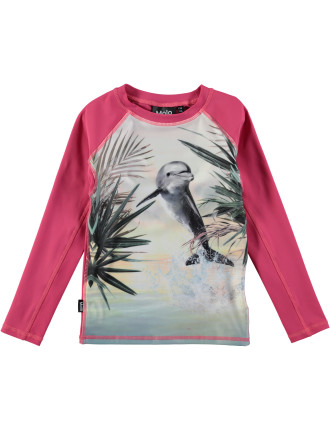 Dolphin T-shirt& top (4-6 Years)