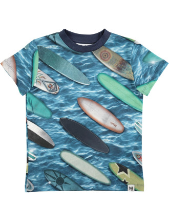 Surfboards T-shirt(8-12 Years)