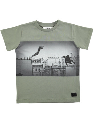 Sea Spray T-shirt(8-12 Years)
