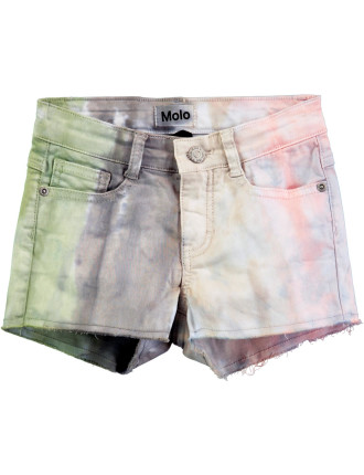 Soft Rainbow Shorts (8-12 Years)