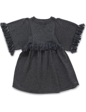 GIRL KNITTING DRESS (4 Year)