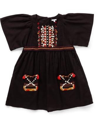 GIRL'S DRESS (6-12 Year)