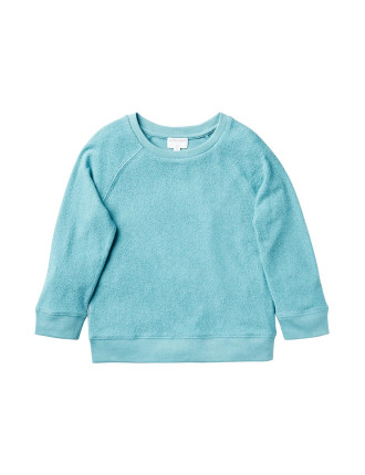 Elbow Patch Sweat