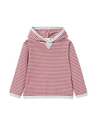 Stripe Hood Top
