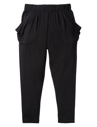 Drape Pocket Pant