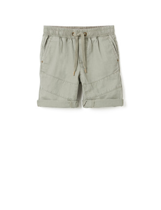 Kids Drop Crotch Short
