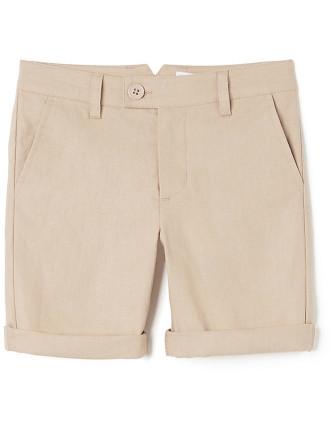 Kids Linen Short