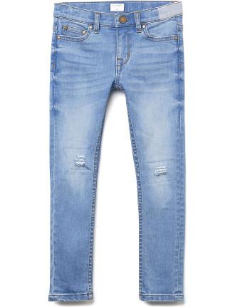 Rip and Repair Jean
